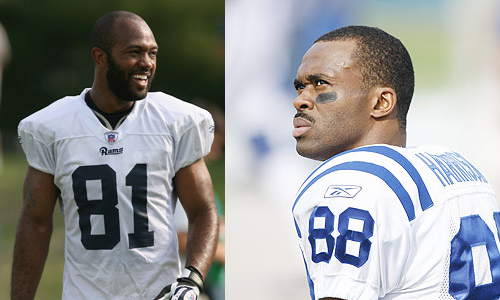 Marvin Harrison Torry Holt