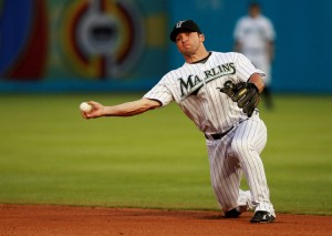 Dan Uggla reflects on when he was an arbitration eligible player with the Florida Marlins.