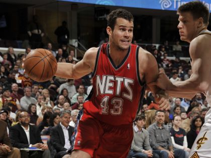 On To The Next One (Again): Kris Humphries