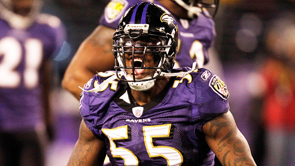 On To The Next One: Terrell Suggs