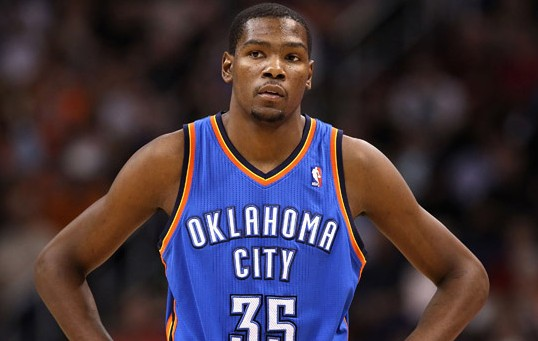 On To The Next One: Kevin Durant