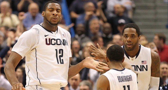 UConn's Andre Drummond Signs With Rob Pelinka of Landmark Sports Agency