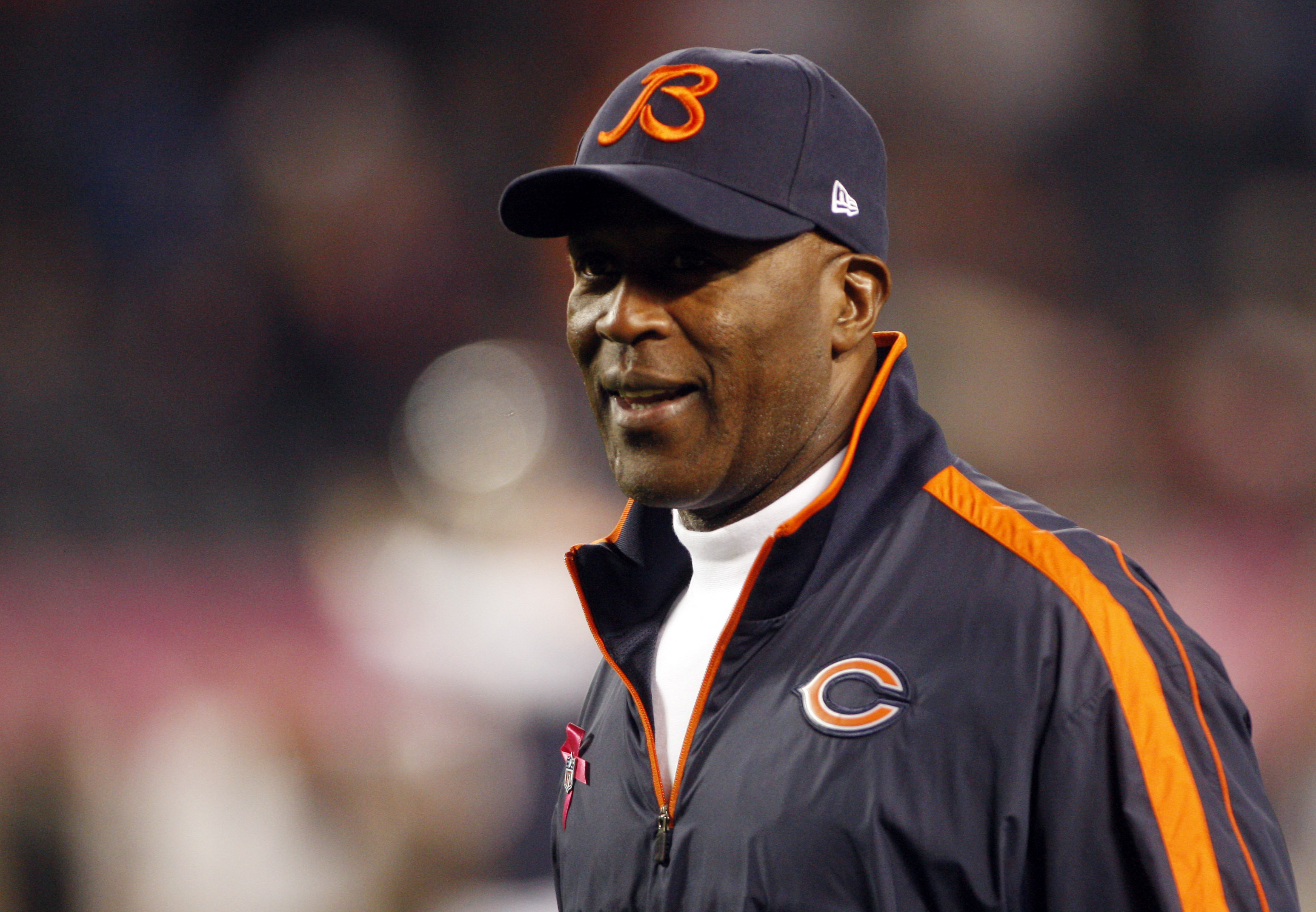 Lovie Smith's Son Hired By IMG Worldwide; Brings Chicago Bears Coaches As Clients
