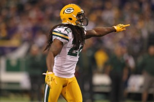 Green Bay Packers defensive back Jerron McMillian (22) has signed with Andy Simms of PlayersRep. Photo Credit: Brace Hemmelgarn-USA TODAY Sports