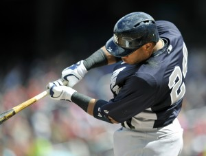 Robinson Cano is the first client of start-up Roc Nation Sports. Credit: Joy R. Absalon-USA TODAY Sports
