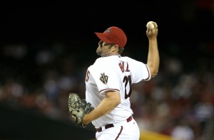 Arizona Diamondbacks pitcher Heath Bell has left ACES and will be represented by Dan Lozano. Credit: Mark J. Rebilas-USA TODAY Sports