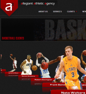 South Dakota State's Nate Wolters will be represented by A3 Athletics for the 2013 NBA Draft.