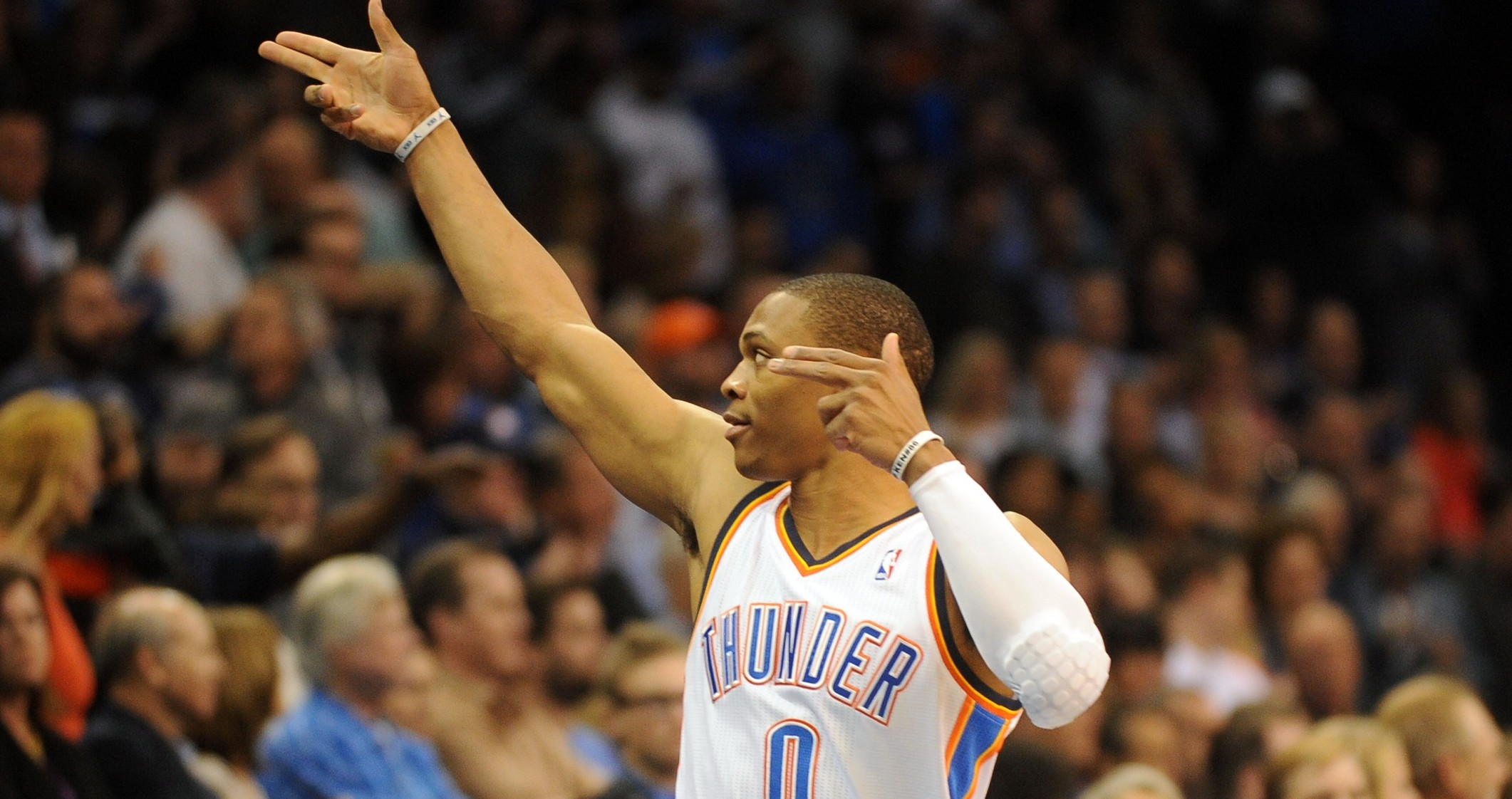 Russell Westbrook Named Brand Ambassador For Zenith Watches