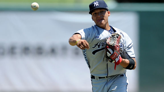 2014 MLB Draft Pick Isan Diaz Is Latest Top Puerto Rican Prospect For Sports Agency