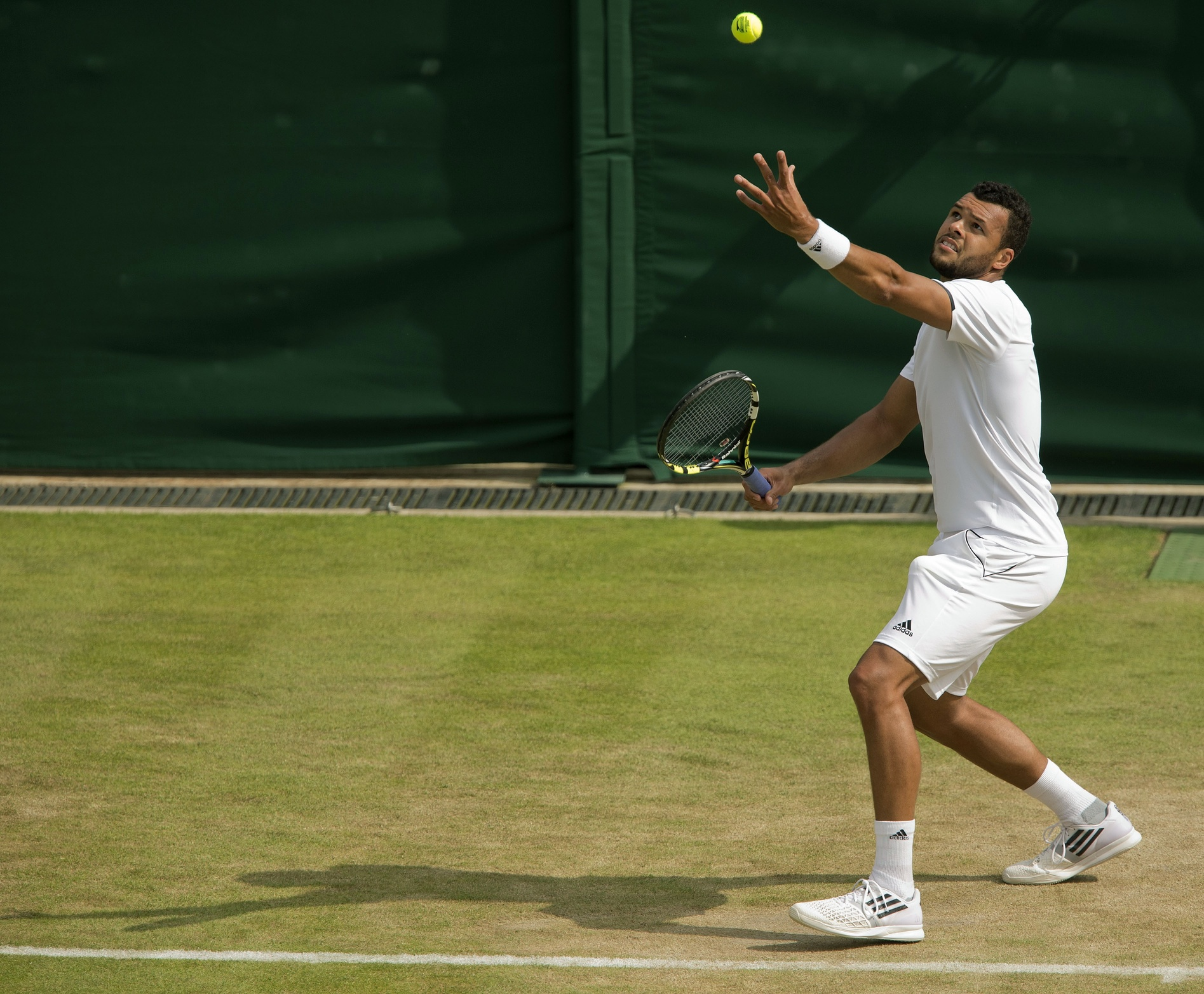 On To The Next One: Jo-Wilfried Tsonga