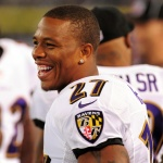 Ray Rice. Photo Credit: Evan Habeeb-USA TODAY Sports.