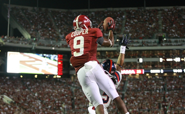 Source says Alabama WR Amari Cooper Will Sign With Lagardere Unlimited