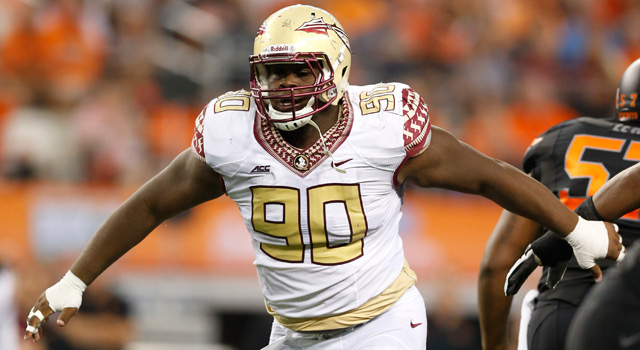 FSU DT Eddie Goldman Signs With Relativity Sports