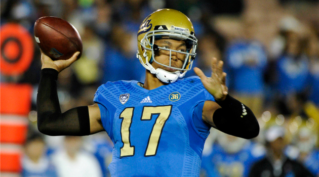 UCLA QB Brett Hundley Signs With Priority Sports