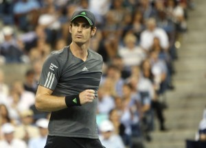 Andy Murray will be sporting Under Armour with new deal. Photo by Jerry Lai-USA TODAY Sports.