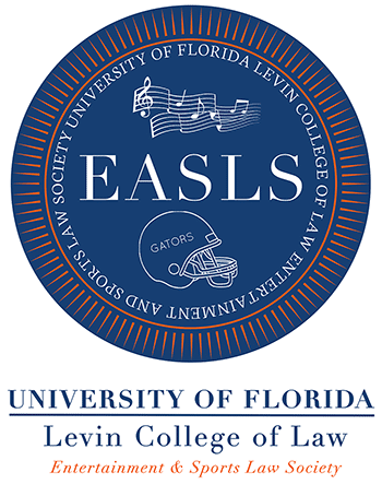 University Of Florida Levin College Of Law 2015 Sports Law Symposium