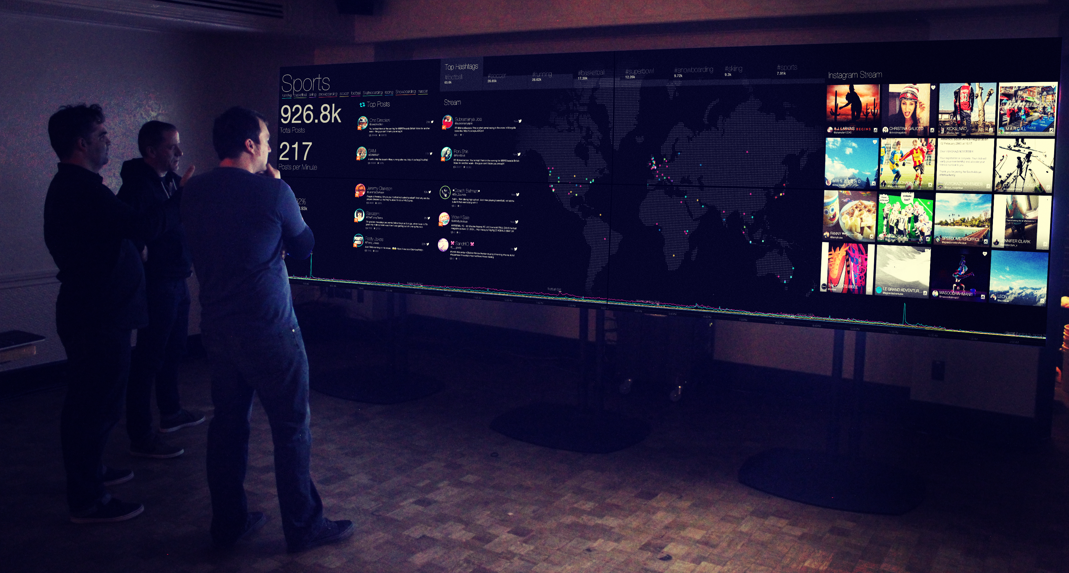 TigerLogic Corporation Launches Postano Command Center
