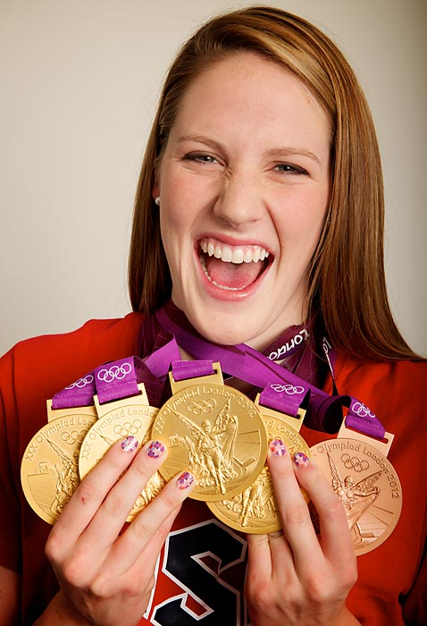 Olympic Gold Medalist Missy Franklin Turns Pro; Signs With WME/IMG
