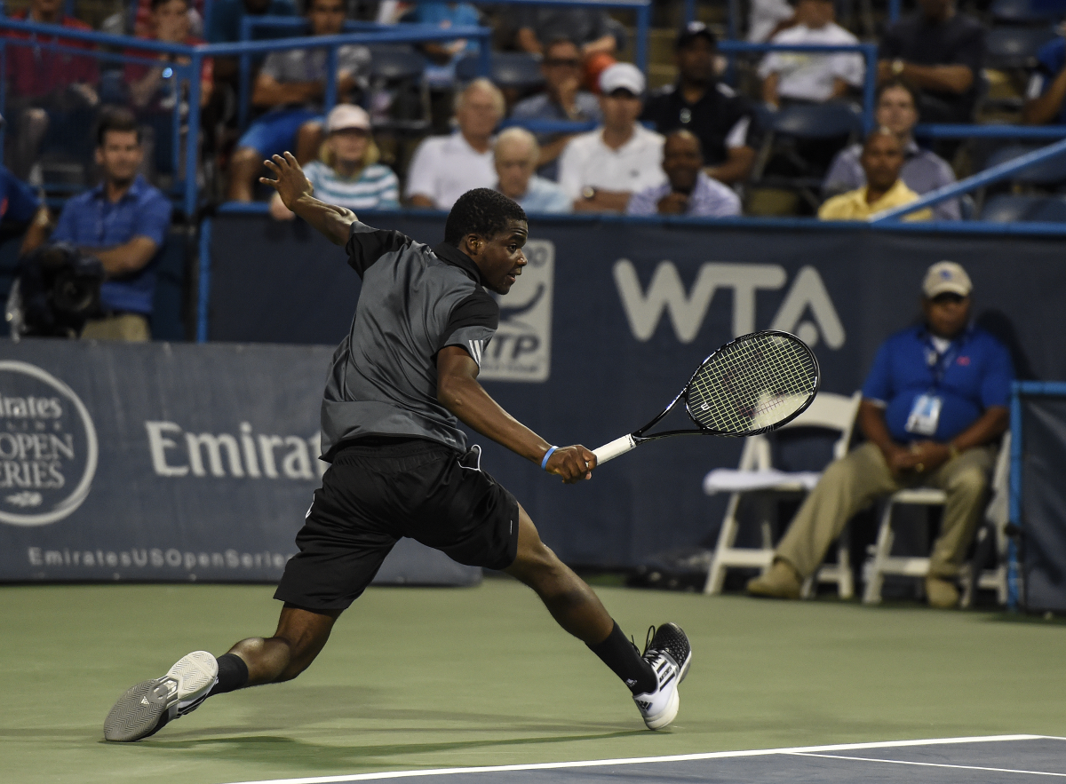 Roc Nation Sports Signs Frances Tiafoe