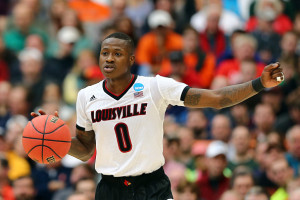 Former Louisville G Terry Rozier signs with Verus Management Team. Via slamonline.com.