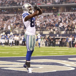 "Dez Bryant throwing up ""The X"" (Credit: Tim Heitman-USA TODAY Sports)"