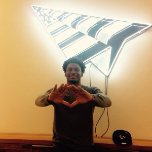 Justise Winslow has signed with Roc Nation Sports