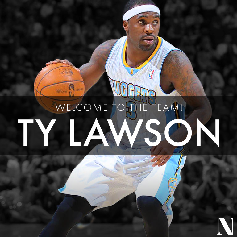 NCLUSIVE Sports Signs Denver Nuggets Guard Ty Lawson