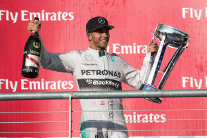 Lewis Hamilton and Mercedes are stuck in a negotiation battle (Credit: Jerome Miron-USA TODAY Sports)