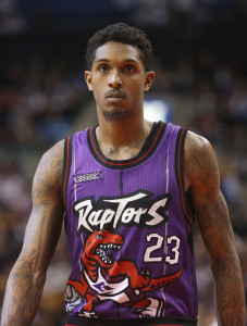 NBA Sixth Man Of The Year, Lou Williams (Credit: Tom Szczerbowski-USA TODAY Sports)