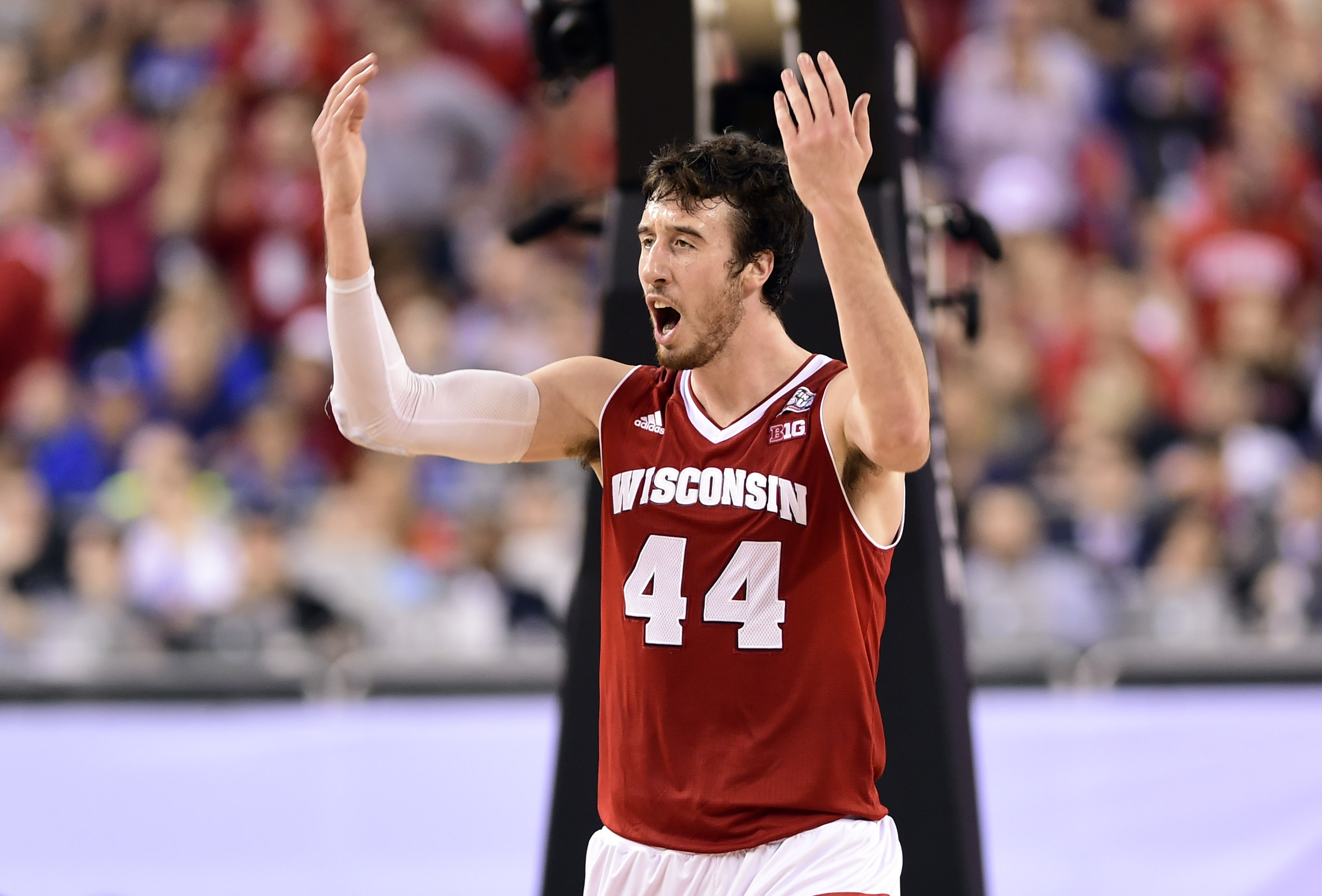 BDA Sports Strikes Again For 2015 NBA Draft, Signs Frank Kaminsky