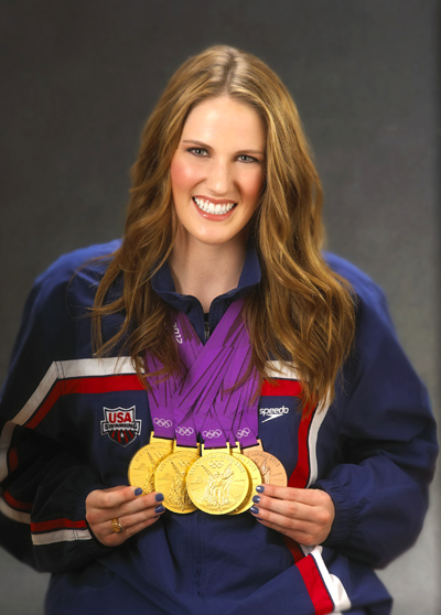 Face Of USA Swimming, Missy Franklin, Signs With Speedo