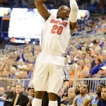 Michael Frazier will be represented by Matt Ramker (Photo Credit: GatorZone.com)