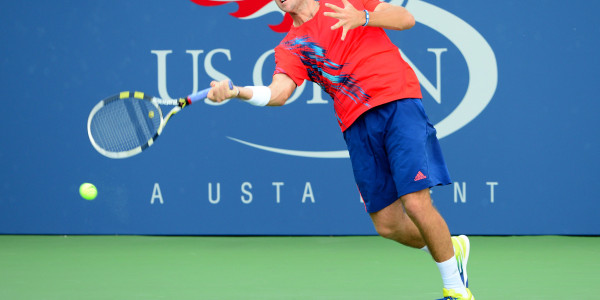 Jack Sock signs with WME|IMG for representation. Photo via nytimes.com.