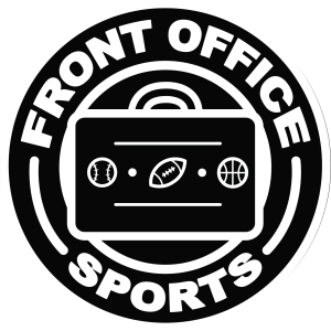 Today marks the 1 year anniversary of Front Office Sports