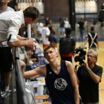 Kristaps Porzingis was ASM Sports' highest drafted player selected 4th by the Knicks in the 2015 NBA Draft