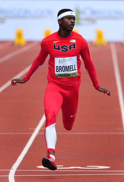 U.S. Runner Trayvon Bromell Signs With PACE Sports Management