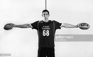 Jacob Weitering, the #1 pick in the 2015 AFL Draft, is represented by Precision Sports (Credit: Scott Barbour/Getty Images)