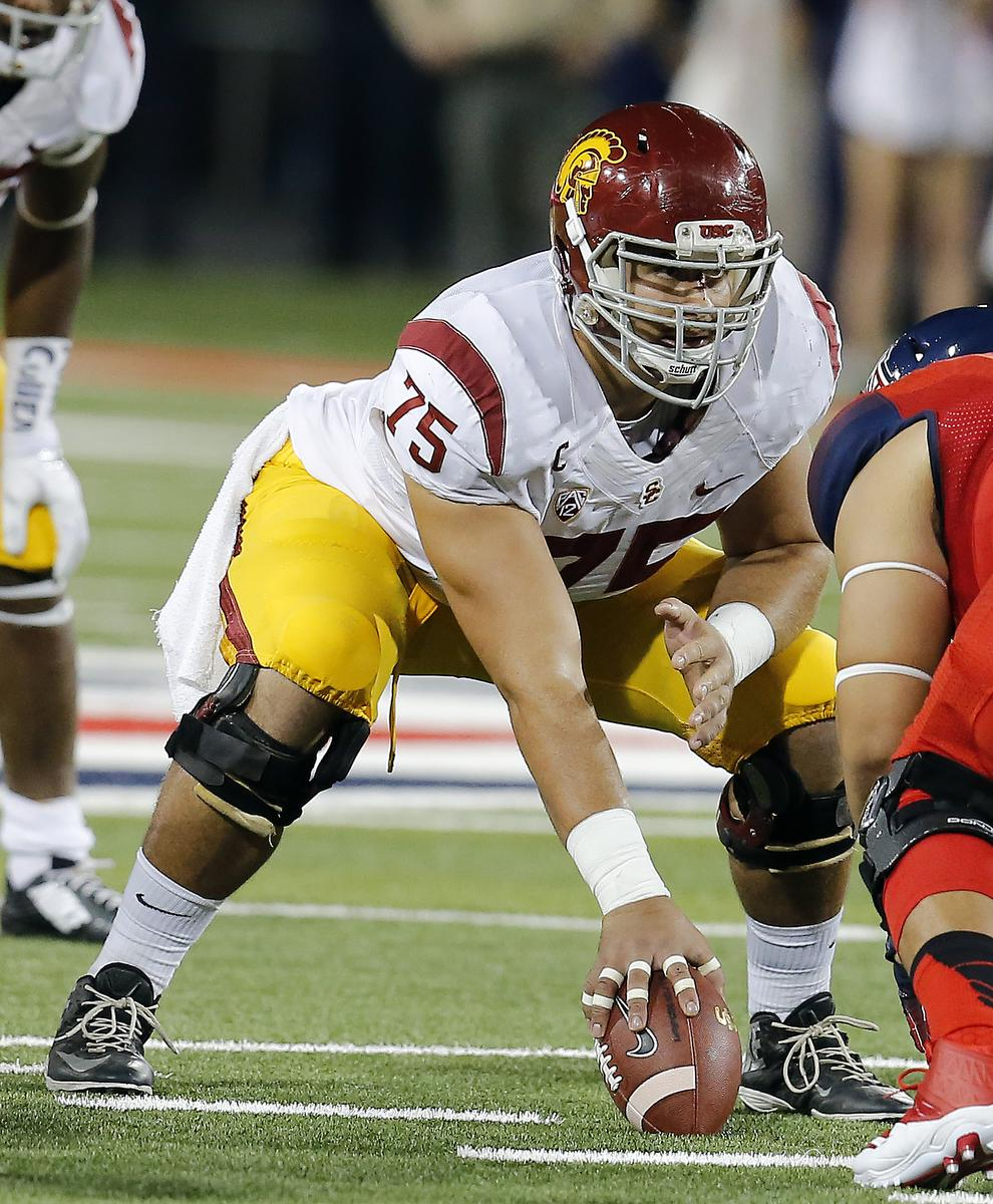 Former USC Lineman Max Tuerk Signs With Athletes First