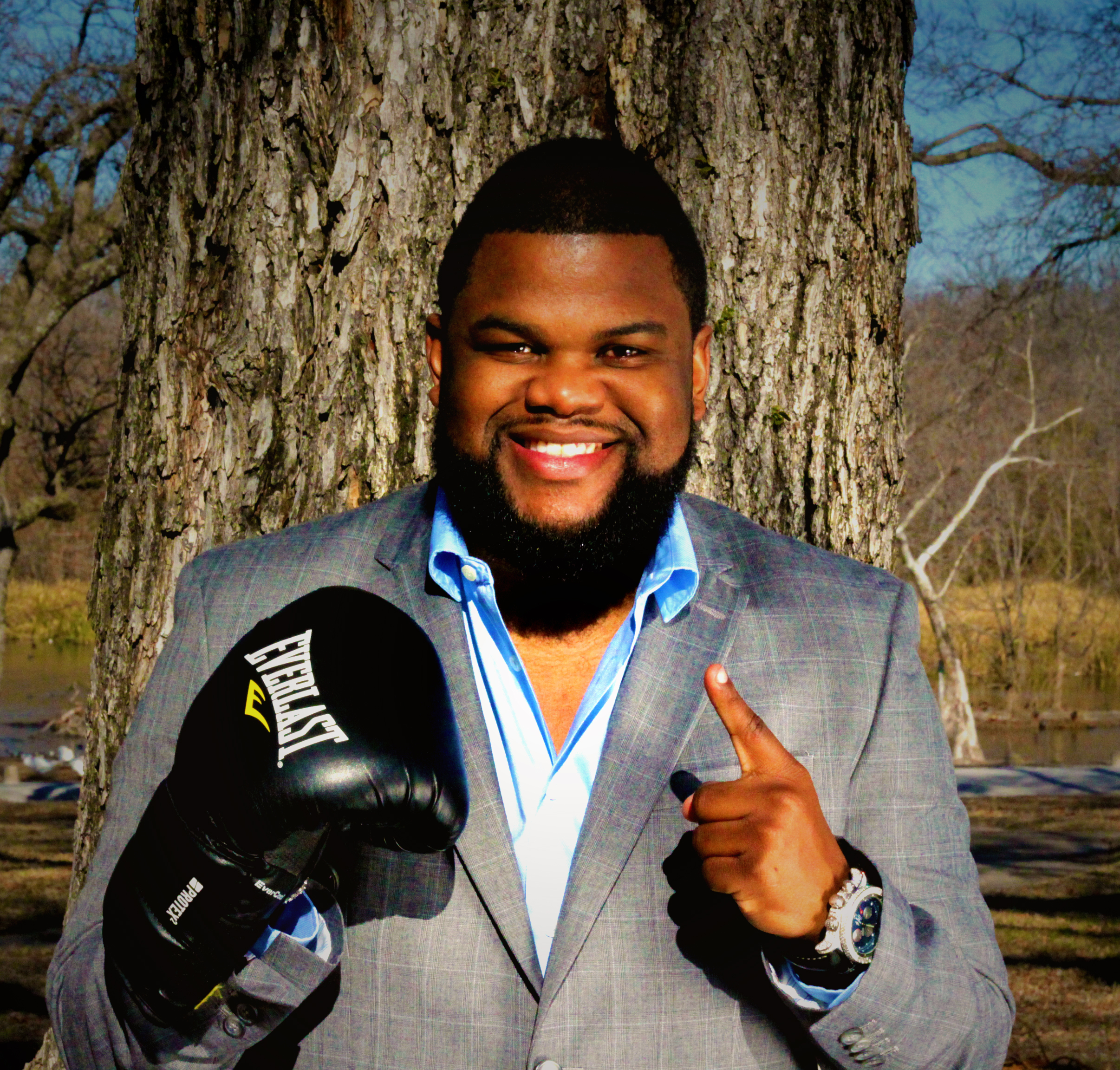 Forbes 30 Under 30 (Sports) Adrian Clark's New Book 'Protect Yourself at All Times: A Guide for Professional Boxers'