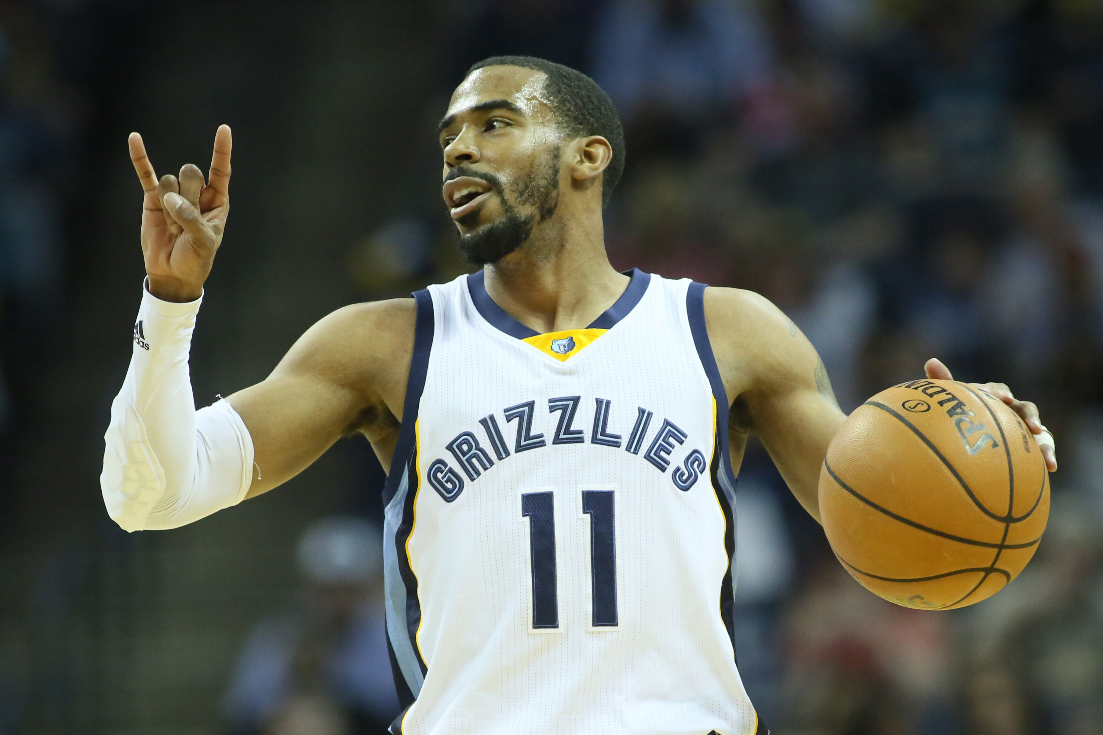 Mike Conley Jr. Signs With NCLUSIVE Sports