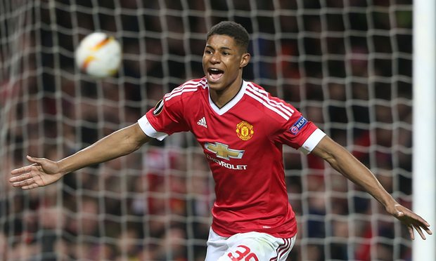 Agents Queueing Up For Manchester United's Marcus Rashford