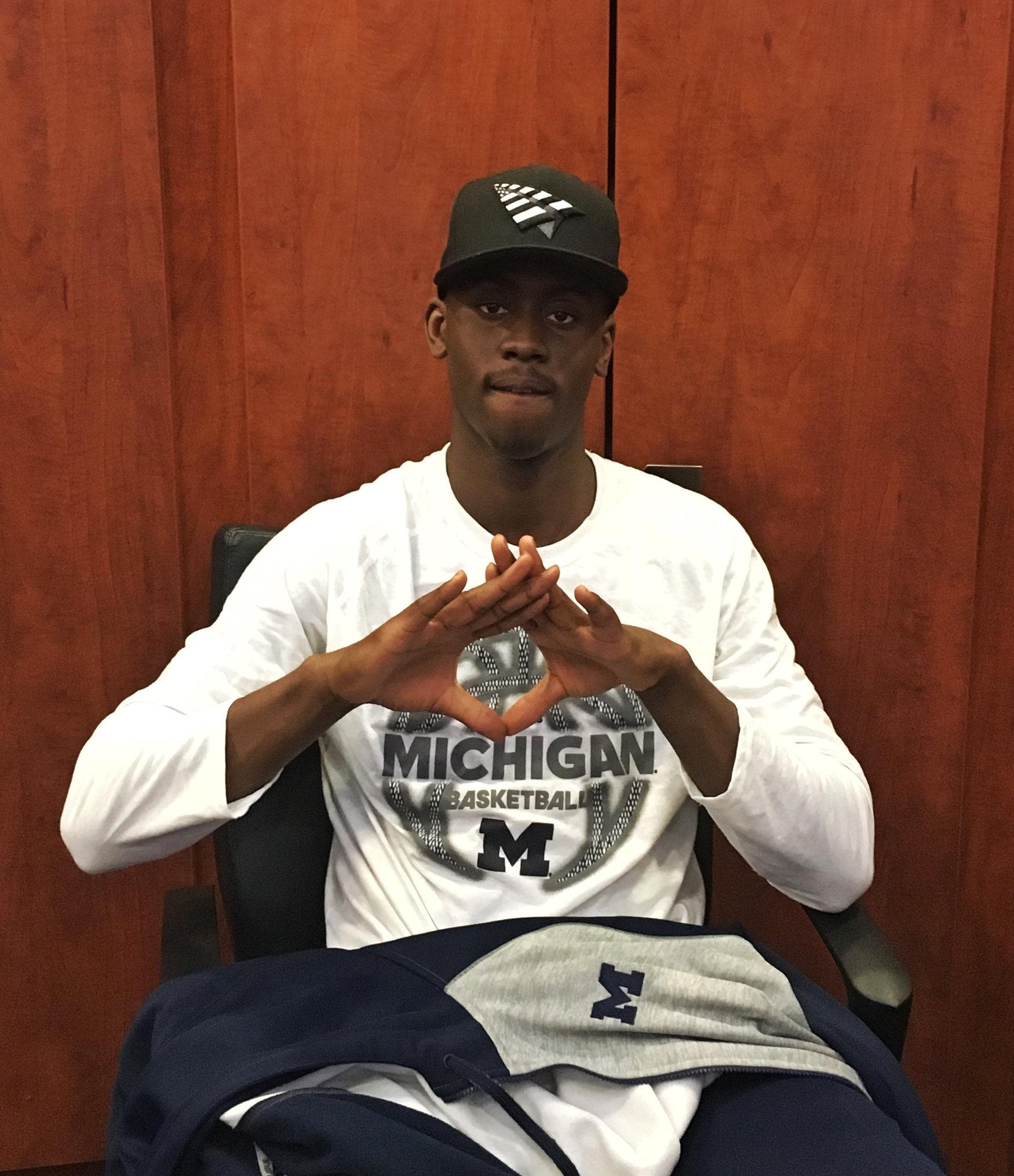 Roc Nation Sports Signs Michigan Guard Caris LeVert