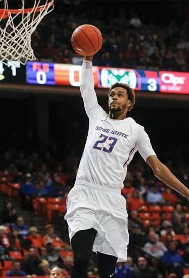 Boise State Forward James Webb III Signs With Charles Briscoe