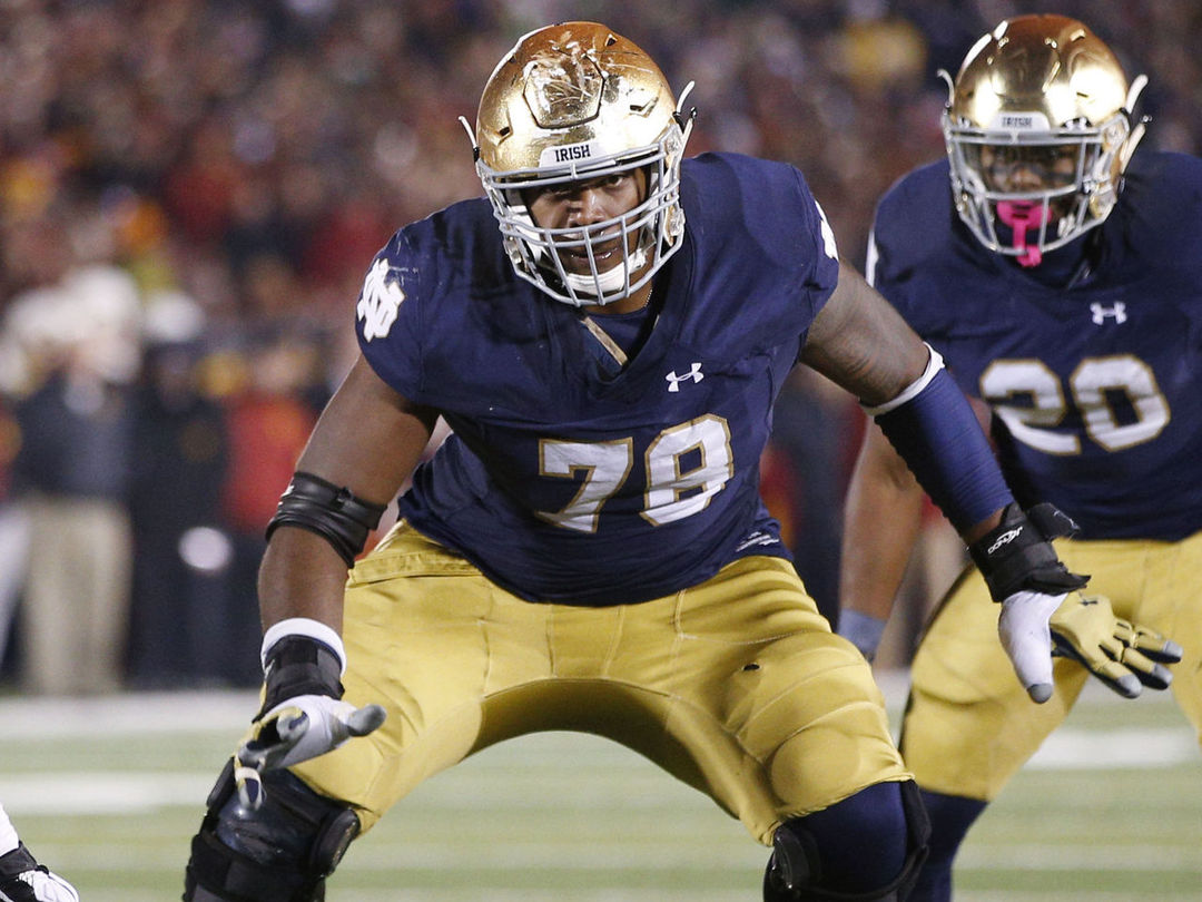 Ronnie Stanley Signs Endorsement Deal With Zappos