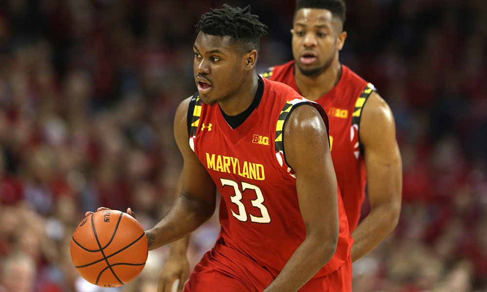 Maryland Center, Diamond Stone, Signs With Tandem Sports