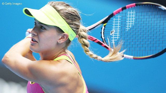 Third Time Lucky As Genie Bouchard Signs With New Agent