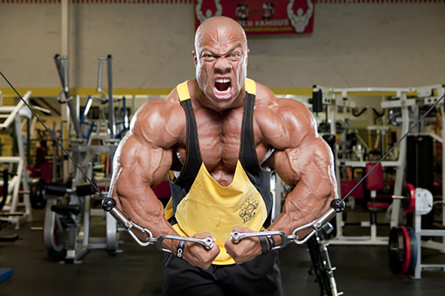 Compex Signs Five-Time Mr. Olympia Phil Heath To Endorsement Deal