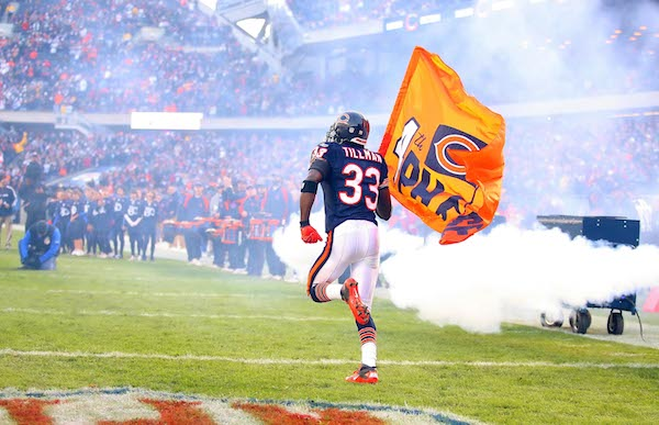 Charles Tillman Signs With CAA For Broadcasting