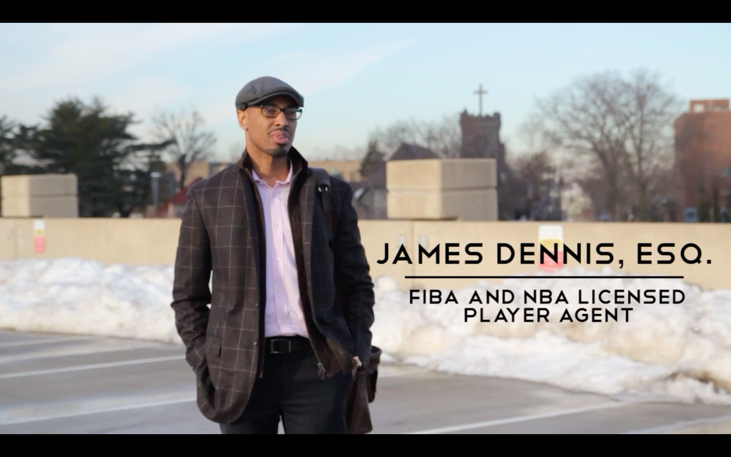 Interview With The Agent: James Dennis