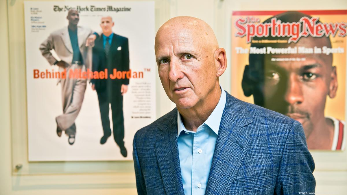 NBA Super Agent, David Falk, Among Nominees For Pro Basketball HOF